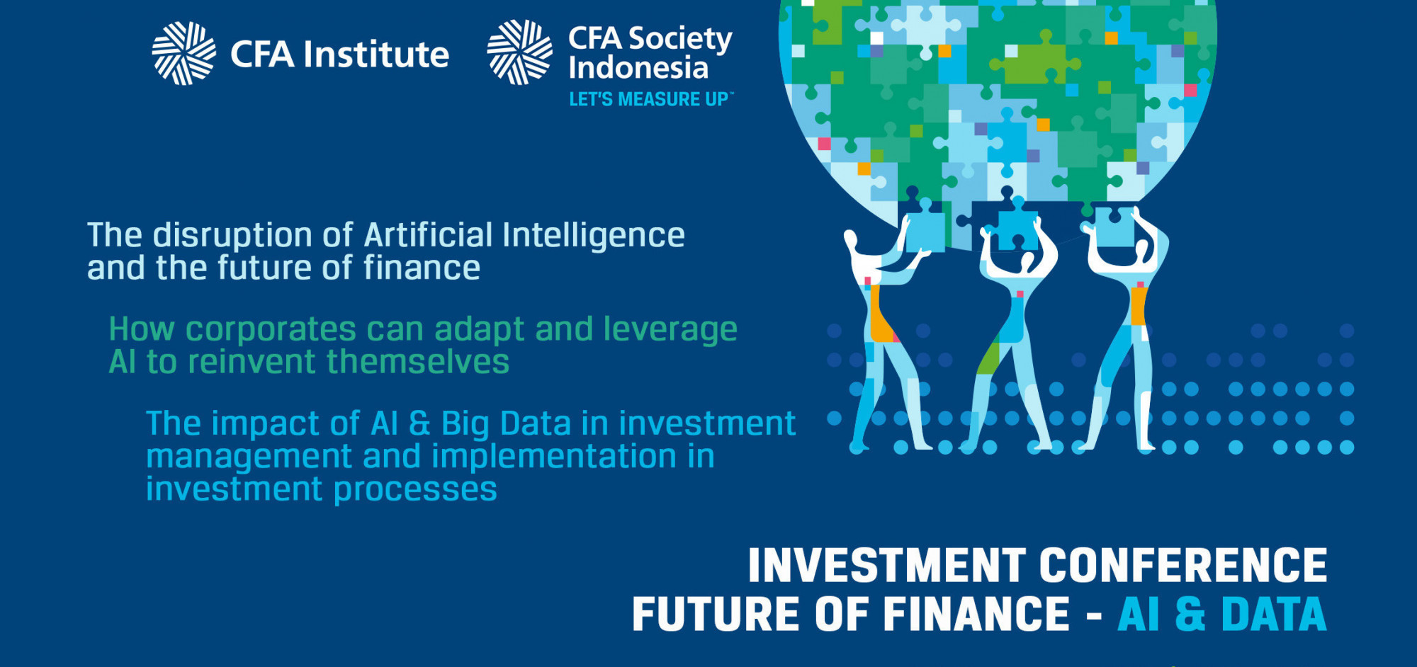 CFA Society Indonesia And CFA Institute